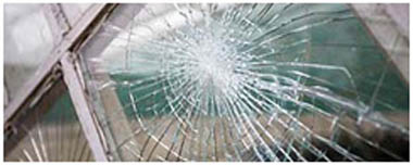 Cleethorpes Smashed Glass